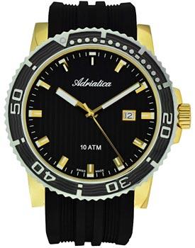 Adriatica Часы Adriatica 1127.1214Q. Коллекция Gents