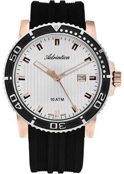 Adriatica Часы Adriatica 1127.R213Q. Коллекция Gents adriatica часы adriatica 1116 r213q коллекция gents leather