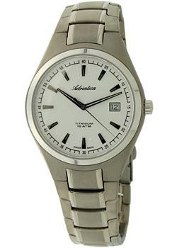 где купить Adriatica Часы Adriatica 1137.4113Q. Коллекция Titanium по лучшей цене