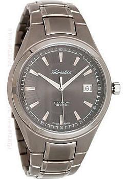 Adriatica Часы Adriatica 1137.4116Q. Коллекция Titanium все цены