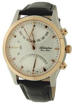 Adriatica Часы Adriatica 1191.R213CH. Коллекция Multifunction цена