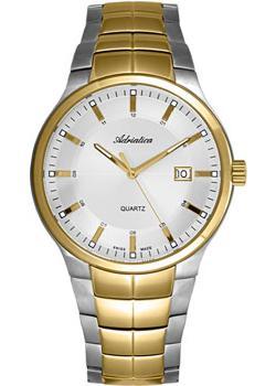 где купить  Adriatica Часы Adriatica 1192.2113Q. Коллекция Gents  по лучшей цене