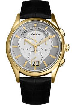Adriatica Часы Adriatica 1193.1213CH. Коллекция Multifunction adriatica часы adriatica 1262 1243qz коллекция multifunction