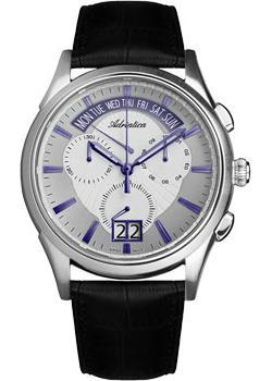 Adriatica Часы Adriatica 1193.52B3CH. Коллекция Multifunction adriatica a3146 1213q