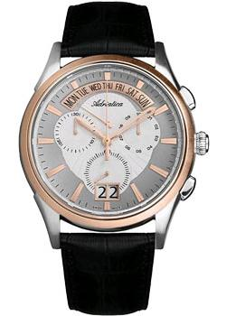 где купить  Adriatica Часы Adriatica 1193.R213CH. Коллекция Multifunction  по лучшей цене