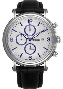 Adriatica Часы Adriatica 1194.52B3CH. Коллекция Chronograph цена и фото