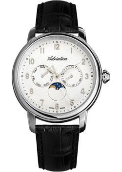 Adriatica Часы Adriatica 1197.5223QF. Коллекция Multifunction adriatica часы adriatica 3156 5116q коллекция twin