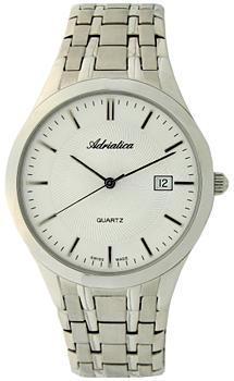 Adriatica Часы Adriatica 1236.5113Q. Коллекция Gents