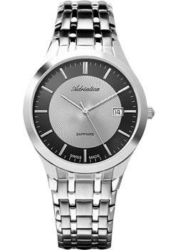 Adriatica Часы Adriatica 1236.5116Q. Коллекция Twin adriatica часы adriatica 8241 5265q коллекция twin