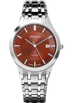 цена  Adriatica Часы Adriatica 1236.511GQ. Коллекция Twin  онлайн в 2017 году