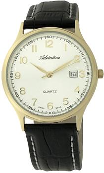 Adriatica Часы Adriatica 12406.1223Q. Коллекция Gents adriatica a3146 1213q