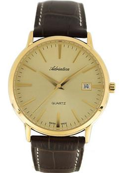 Adriatica Часы Adriatica 1243.1211Q. Коллекция Gents adriatica a3146 1213q