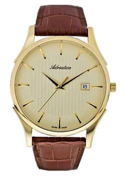 Adriatica Часы Adriatica 1246.1211Q. Коллекция Gents adriatica часы adriatica 8241 1265q коллекция gents