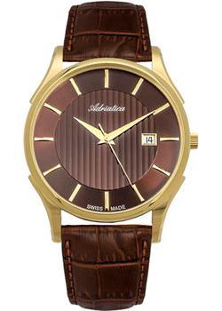 Adriatica Часы Adriatica 1246.121GQ. Коллекция Twin adriatica часы adriatica 1243 5215q коллекция twin