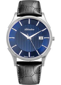 где купить  Adriatica Часы Adriatica 1246.5215Q. Коллекция Twin  по лучшей цене