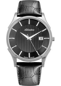 Adriatica Часы Adriatica 1246.5216Q. Коллекция Twin adriatica часы adriatica 3177 1213q коллекция twin
