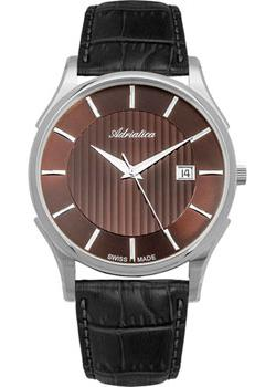 Adriatica Часы Adriatica 1246.521GQ. Коллекция Twin adriatica часы adriatica 1236 5115q коллекция twin