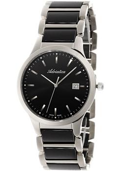 Adriatica Часы Adriatica 1249.E114Q. Коллекция Gents adriatica часы adriatica 1249 e114q коллекция gents