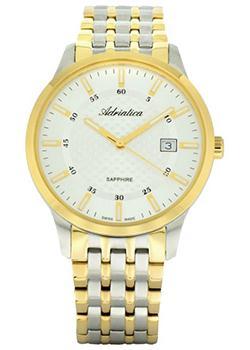 Adriatica Часы Adriatica 1256.2113Q. Коллекция Twin adriatica часы adriatica 3176 1111q коллекция twin