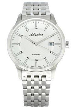 Adriatica Часы Adriatica 1256.5113Q. Коллекция Gents цена и фото