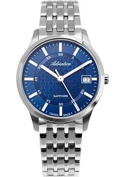 Adriatica Часы Adriatica 1256.5115Q. Коллекция Twin adriatica часы adriatica 1243 5215q коллекция twin