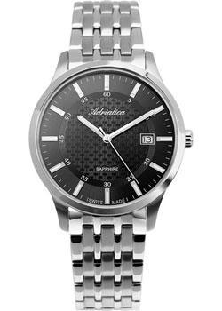 Adriatica Часы Adriatica 1256.5116Q. Коллекция Twin adriatica часы adriatica 3136 511gq коллекция twin