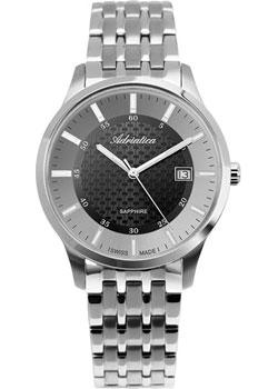 Adriatica Часы Adriatica 1256.5116Q2. Коллекция Twin adriatica часы adriatica 3136 511gq коллекция twin