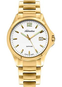 Adriatica Часы Adriatica 1264.1153Q. Коллекция Twin adriatica часы adriatica 3143 2113q коллекция twin