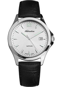 Adriatica Часы Adriatica 1264.5253Q. Коллекция Twin adriatica часы adriatica 3143 2113q коллекция twin