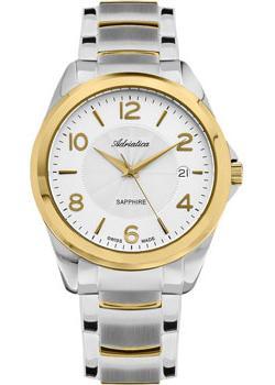 Adriatica Часы Adriatica 1265.2153Q. Коллекция Twin adriatica часы adriatica 3176 1111q коллекция twin