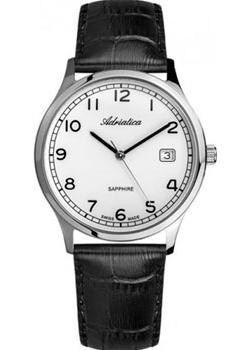 Adriatica Часы Adriatica 1267.5223Q. Коллекция Twin adriatica часы adriatica 3143 2113q коллекция twin