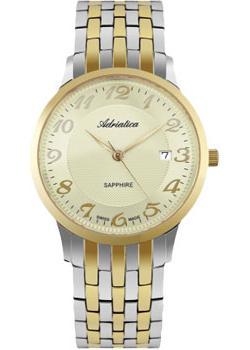 Adriatica Часы Adriatica 1268.2121Q. Коллекция Twin adriatica часы adriatica 3143 2113q коллекция twin