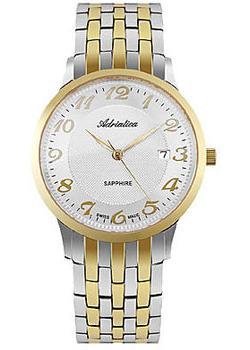 Adriatica Часы Adriatica 1268.2123Q. Коллекция Twin adriatica часы adriatica 3143 2113q коллекция twin