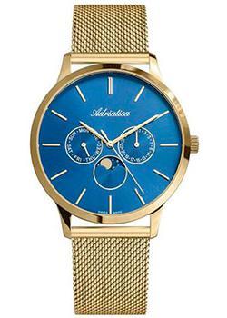 Adriatica Часы Adriatica 1274.1115QF. Коллекция Twin adriatica часы adriatica 3143 2113q коллекция twin