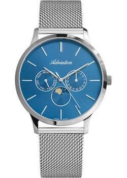 Adriatica Часы Adriatica 1274.5115QF. Коллекция Multifunction adriatica часы adriatica 3156 5116q коллекция twin