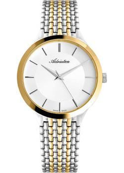 Adriatica Часы Adriatica 1276.2113Q. Коллекция Twin adriatica часы adriatica 1236 5115q коллекция twin