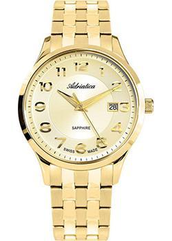 Adriatica Часы Adriatica 1278.1121Q. Коллекция Twin adriatica часы adriatica 3173 1251q коллекция twin