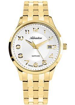 Adriatica Часы Adriatica 1278.1123Q. Коллекция Twin adriatica часы adriatica 3173 1251q коллекция twin