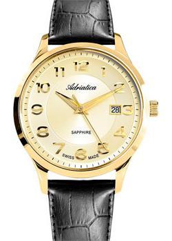 Adriatica Часы Adriatica 1278.1221Q. Коллекция Pairs adriatica часы adriatica 3156 5116q коллекция twin