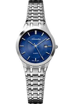 Adriatica Часы Adriatica 3136.5115Q. Коллекция Twin adriatica часы adriatica 1256 5115q коллекция twin