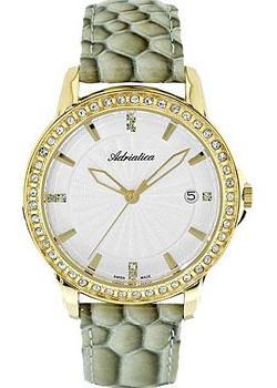 Adriatica Часы Adriatica 3416.1213QZ. Коллекция Automatic цена и фото