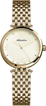 цена Adriatica Часы Adriatica 3438.1171Q. Коллекция Ladies онлайн в 2017 году