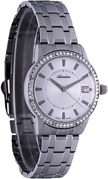 где купить  Adriatica Часы Adriatica 3602.5113QZ. Коллекция Zirconia  по лучшей цене