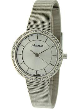 Adriatica Часы Adriatica 3645.5113QZ. Коллекция Zirconia adriatica часы adriatica 3638 1173q коллекция zirconia