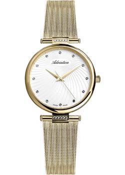 где купить  Adriatica Часы Adriatica 3689.1143QZ. Коллекция Zirconia  по лучшей цене
