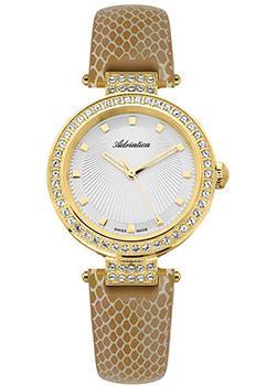 Adriatica Часы Adriatica 3692.1213QZ. Коллекция Zirconia adriatica часы adriatica 3638 1173q коллекция zirconia