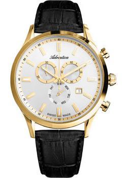 Adriatica Часы Adriatica 8150.1213CH. Коллекция Chronograph цена и фото