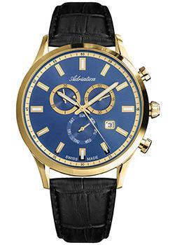 Adriatica Часы Adriatica 8150.1215CH. Коллекция Chronograph цена и фото