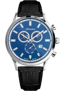 Adriatica Часы Adriatica 8150.5215CH. Коллекция Chronograph adriatica часы adriatica 3143 2113q коллекция twin
