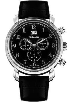 где купить  Adriatica Часы Adriatica 8177.5226CH. Коллекция Chronograph  по лучшей цене